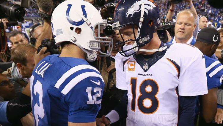Denver Broncos v Indianapolis Colts